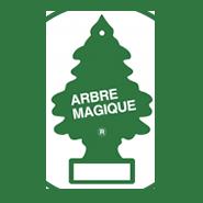 logo marque arbre magique